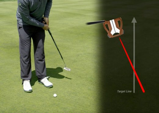 The basics of the putting stroke