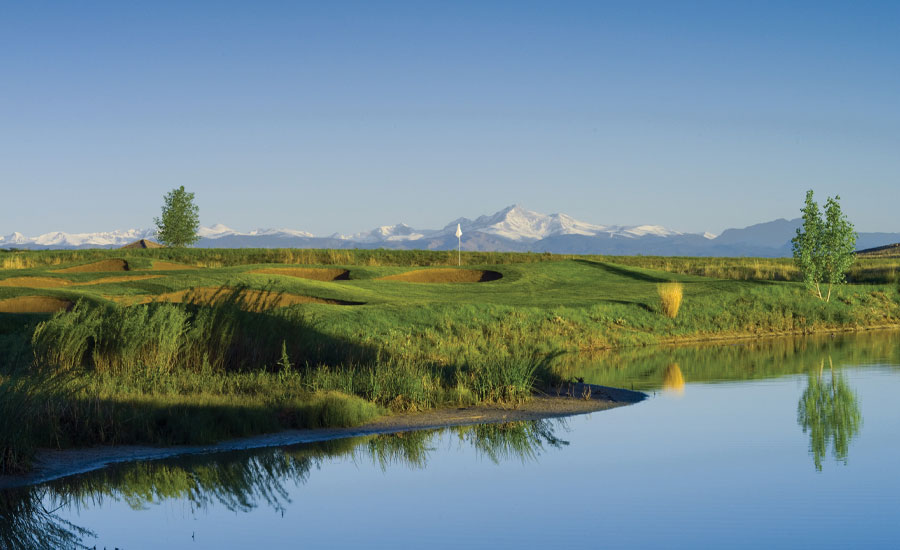 Colorado National is one of the four courses on the Mile High Golf Trail Fore Pack