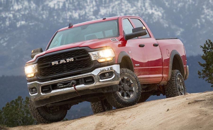2019 Dodge Ram Heavy Duty 2500