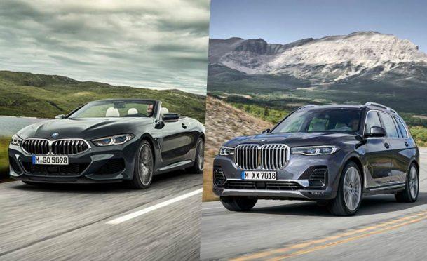 2019 BMW M850i & X7 50i