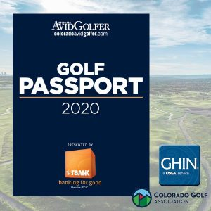 2020 Golf Passport Plus product image