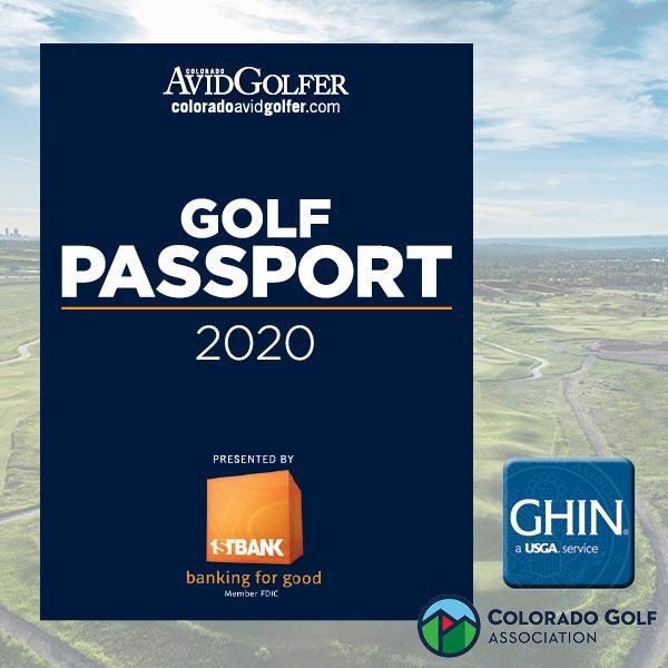 2020 Golf Passport Plus product image