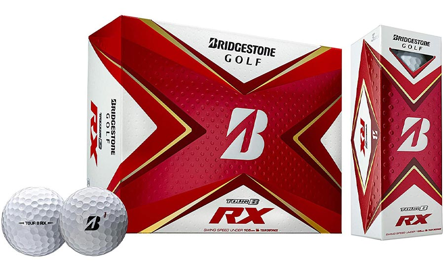 Tour B RX golf ball