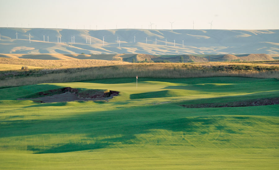 Wine Valley Golf Club in Walla Walla, Washington
