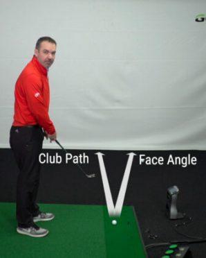 club path vs face angle