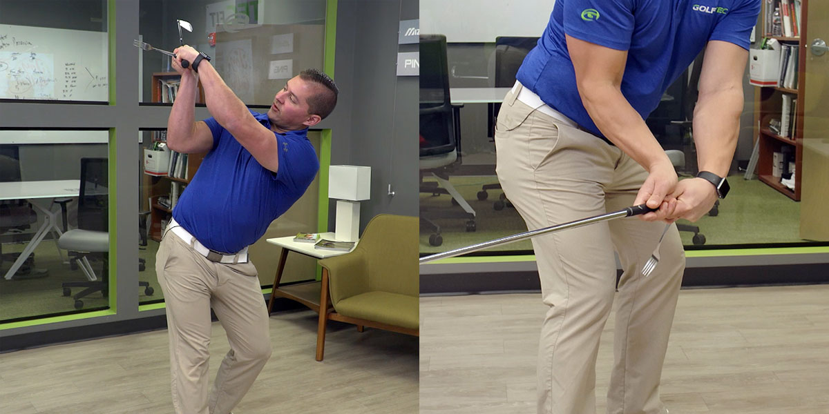 Fix your slice with this indoor drill