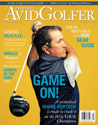 April 2020 Issue of Colorado AvidGolfer