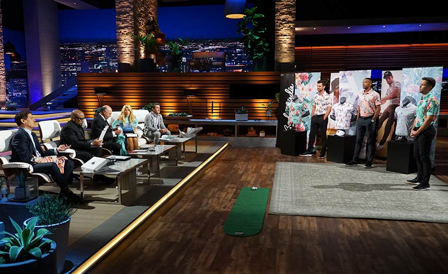 Bad Birdie on Shark Tank