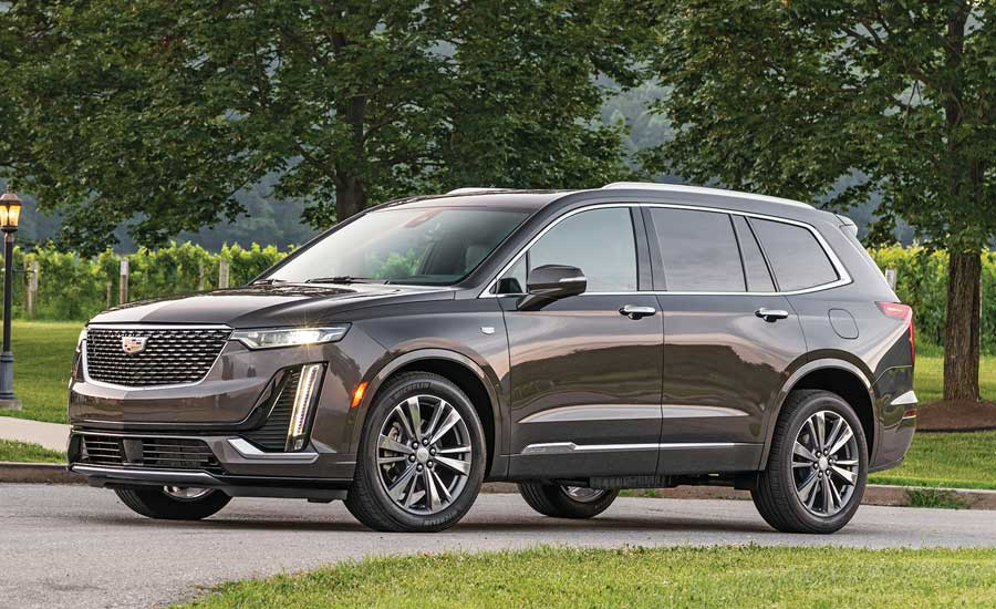 crossovers: 2020 Cadillac XT6 Luxury