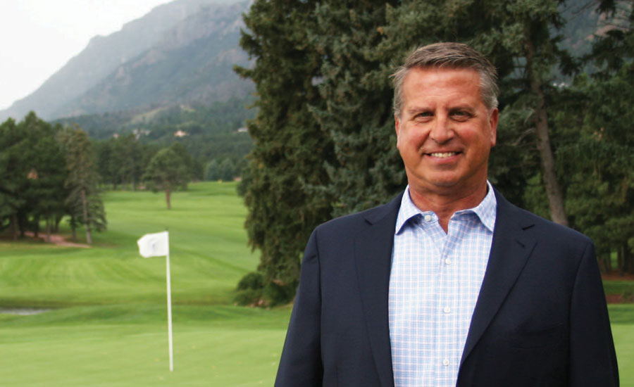 Mark Kelbel was named Program Director of the Broadmoor Caddie & Leadership Academy