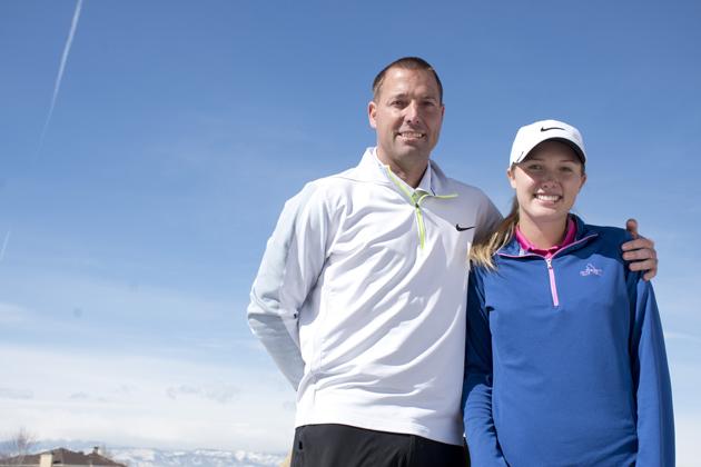 Matt and Hailey Schalk in 2017