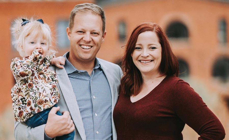 Patrick Salva and his family are preparing to move to Ohio.