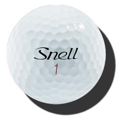 Snell MTB X golf ball