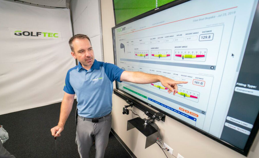 A GOLFTEC coach points out some numbers that are important to understand if you want to lower your scores