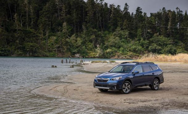 crossovers like the 2020 Subaru Outback XT Touring are replacing standard cars and trucks