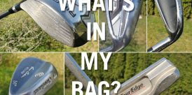 What's in Tony Dear's golf bag?