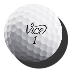 Vice Pro Plus golf ball