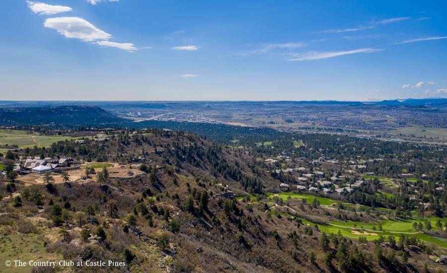 Castle Pines Aerial 2