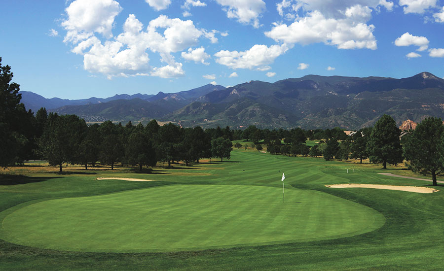 Kissing Camels Golf Course - Colorado Springs