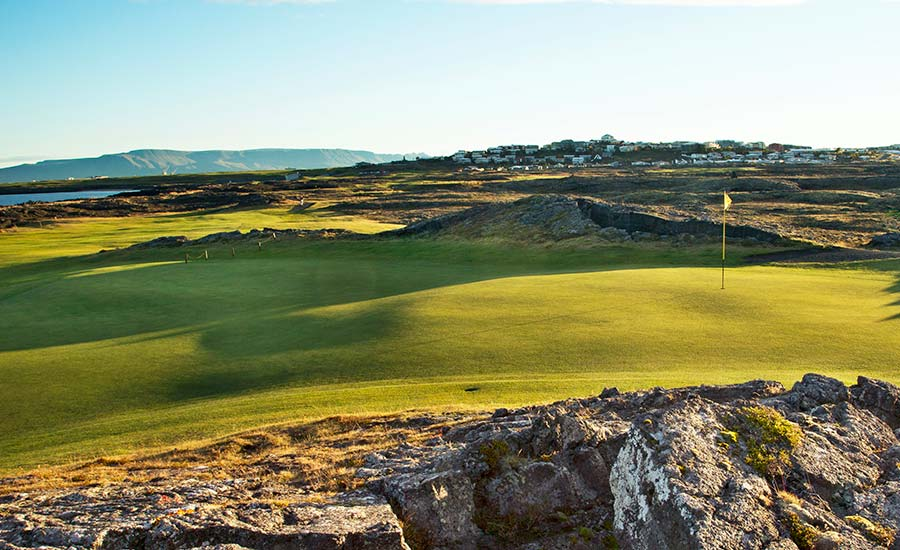 Iceland Golf Courses