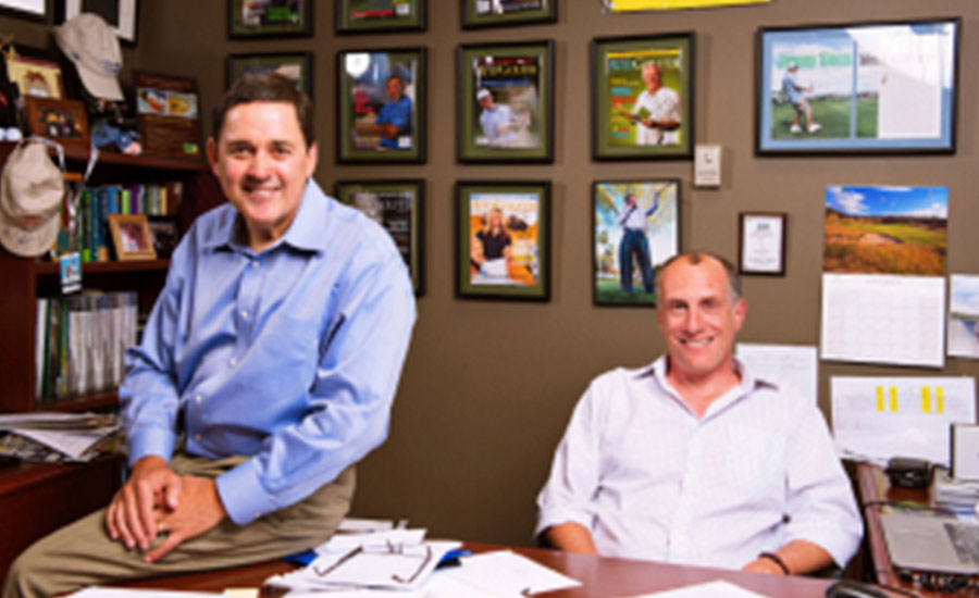 Allen Walters and Jon Rizzi