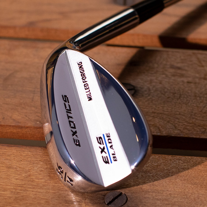 Tour Exotics Wedge