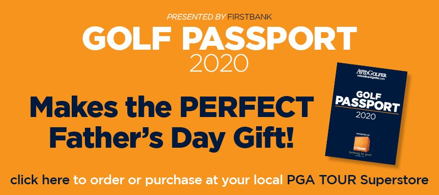 Golf Passport Father's Day