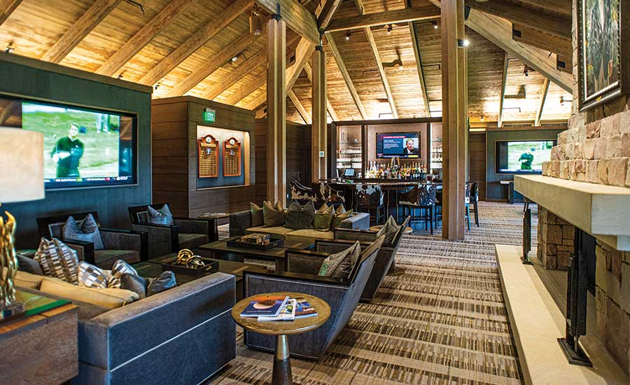 Castle Pines: Inside Clubhouse 2