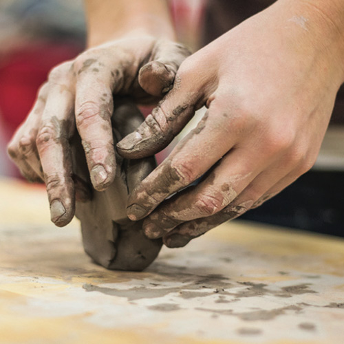 Clay Hand Building Class: Beaver Run