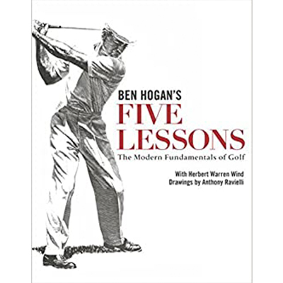 Five Lessons from Ben Hogan: Gift Book