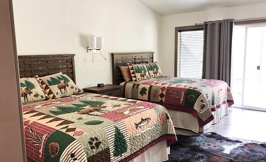 Fox Acres Bedrooms