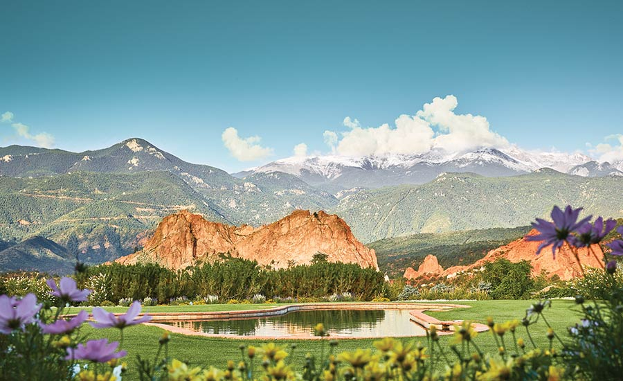 Garden of the Gods Resort and Club: Relaxation