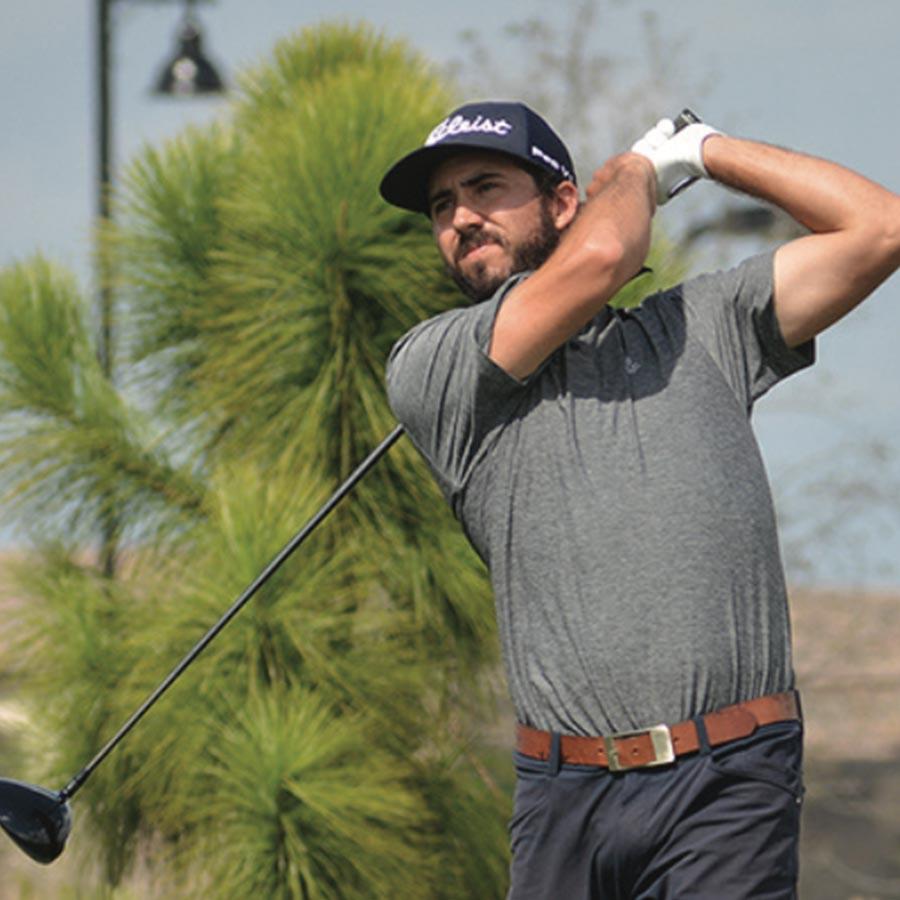 Mark Hubbard on the PGA TOUR