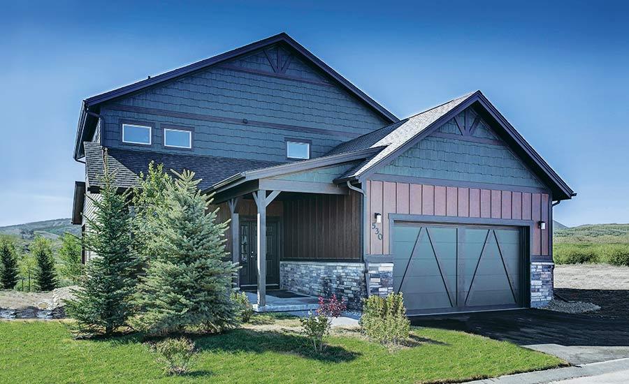 Grand Elk Model House
