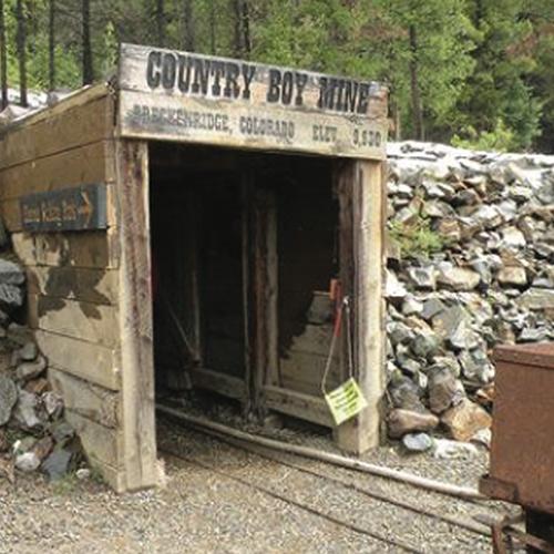 Country Boy Mine: Summit County