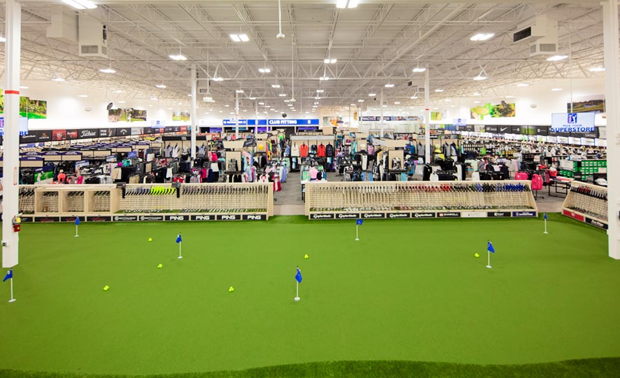PGA TOUR Superstore Open for Customers