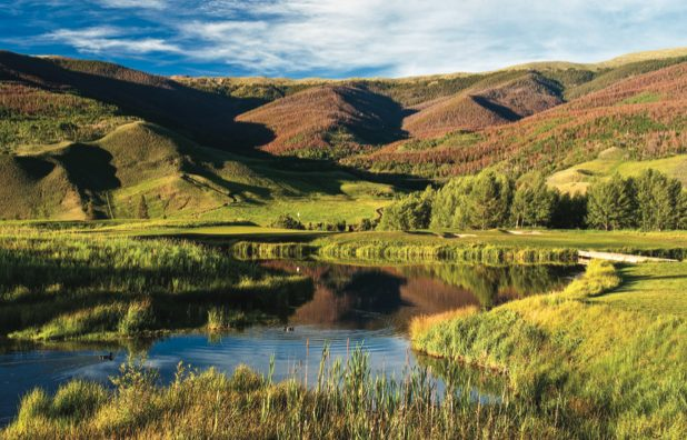 Raven Golf Club at Three Peaks in Silverthorne is part of the CGA Raffle