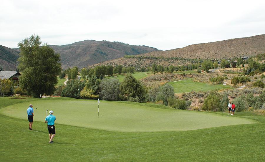 The Club at Cordillera's Valley course