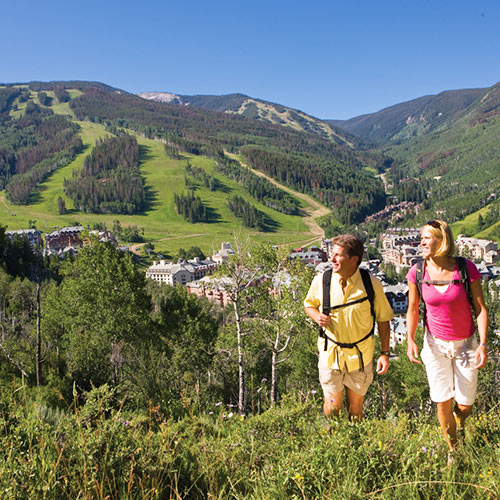 Hiking in Beaver Creek: Vail Valley