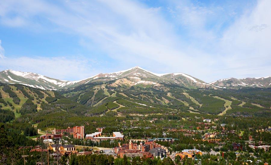 Breck Panoramic View