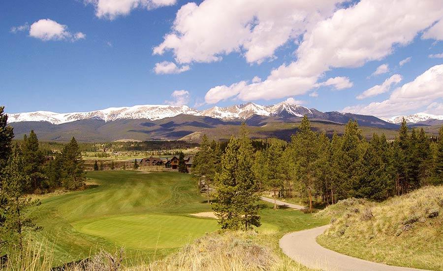 Breck Golf Course