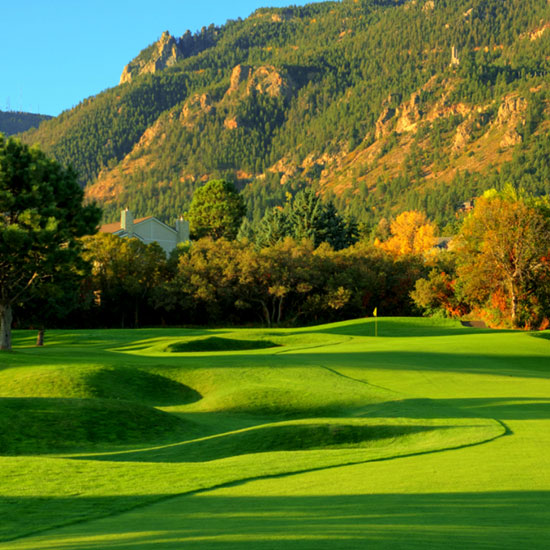 The Broadmoor West Course