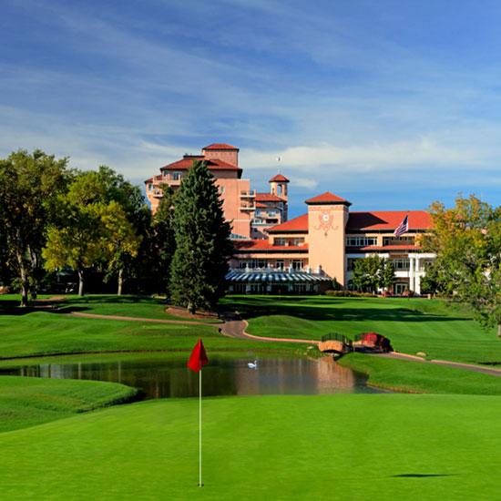 The Broadmoor East Course Pic 2