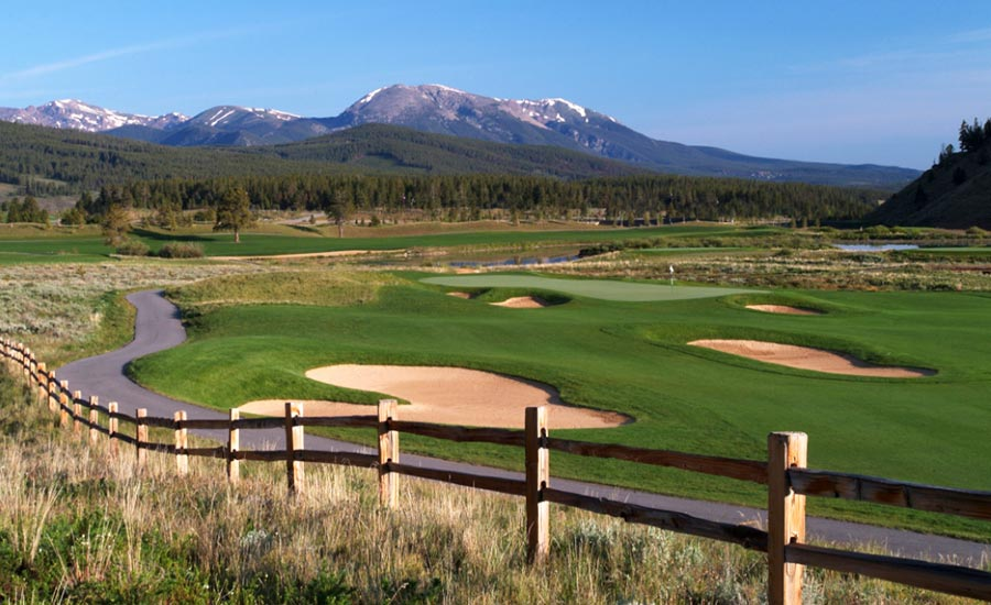 Breckenridge Golf Course 2