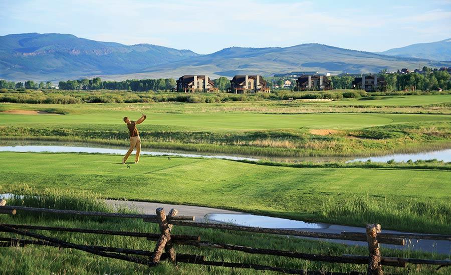 Grand Elk Golf Course