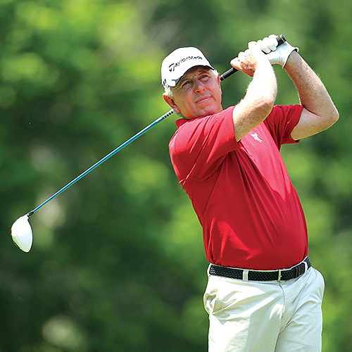coloradoavidgolfer.com 63 August/September 2020 | COLORADO AVIDGOLFER DOMINANCE: Irwin is the career leader on the Champions Tour with 45 victories.