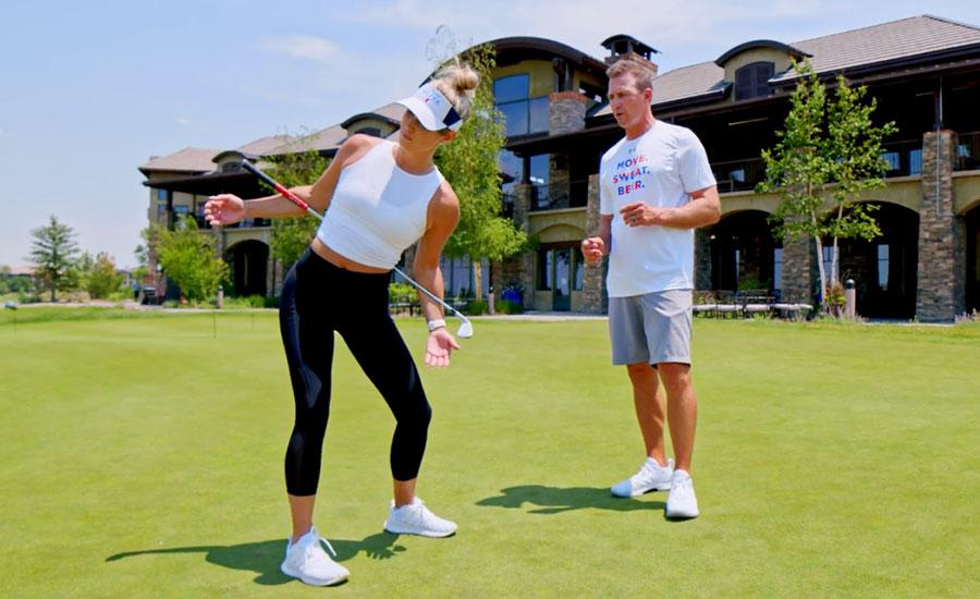 Get Golf Fit Episode 5 - Pre-Golf Stretches
