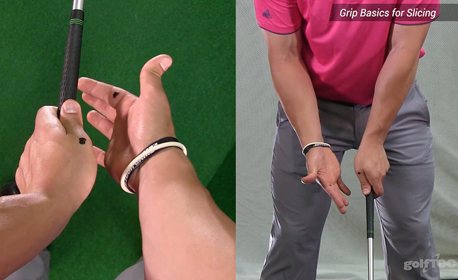 Golftec Grip Change