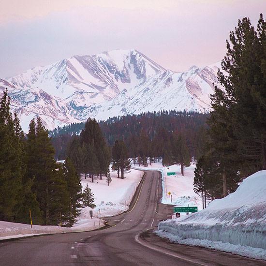 Colorado Ski Mountain
