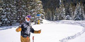 Ikon Pass Skier 2